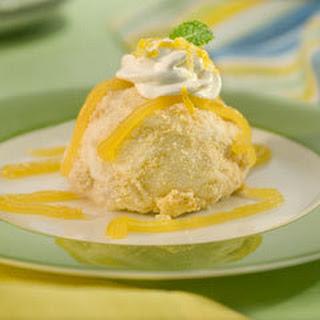 Lemon Meringue Pie Sundaes.