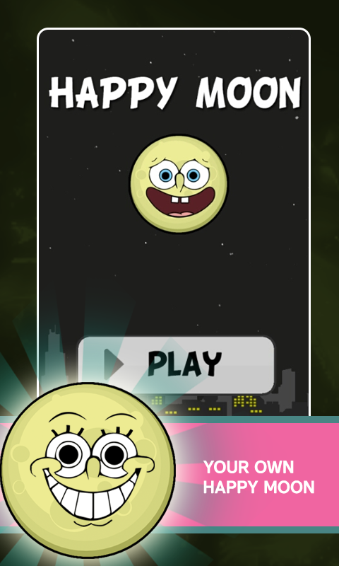 Happy Moon - Hardest game- screenshot