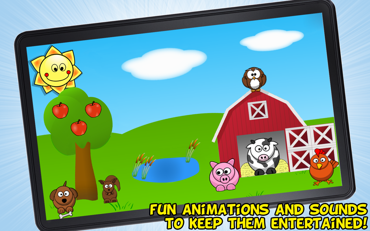 Barnyard Games For Kids - screenshot