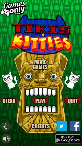 Tikis vs Kitties