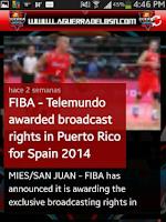Screenshot of La Guerra del BSN