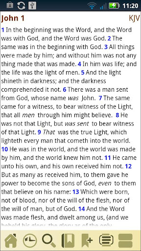 AcroBible Lite KJV Bible