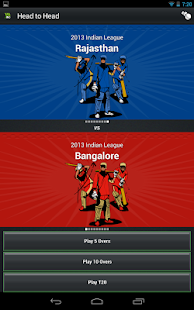 HW Indian League Cricket 2015- screenshot thumbnail