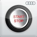 Audi Start-Stop icon