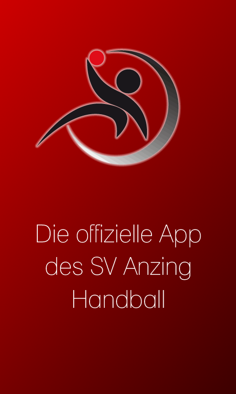 SV Anzing Handball- screenshot