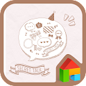 Secret talk dodol launcher icon
