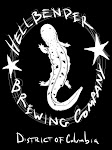 Logo for Hellbender Brewing Company