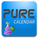 Birthdays For Pure widgets logo