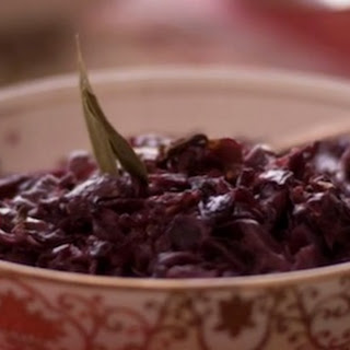 Katja Rowell's German Red Cabbage