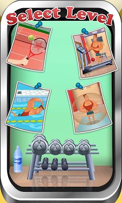 Fit Man Fitness – Mini Games - screenshot