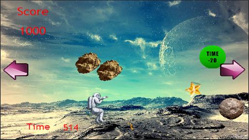 小惑星ドッジ