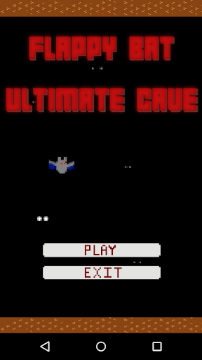 Flappy Bat Ultimate Cave