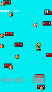 8-Bit Jump - Platform Game - screenshot thumbnail
