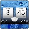 Digital clock & world weather download