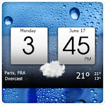 Digital clock & world weather 1.05.49 Apk