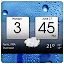 Digital clock & world weather for Lollipop - Android 5.0