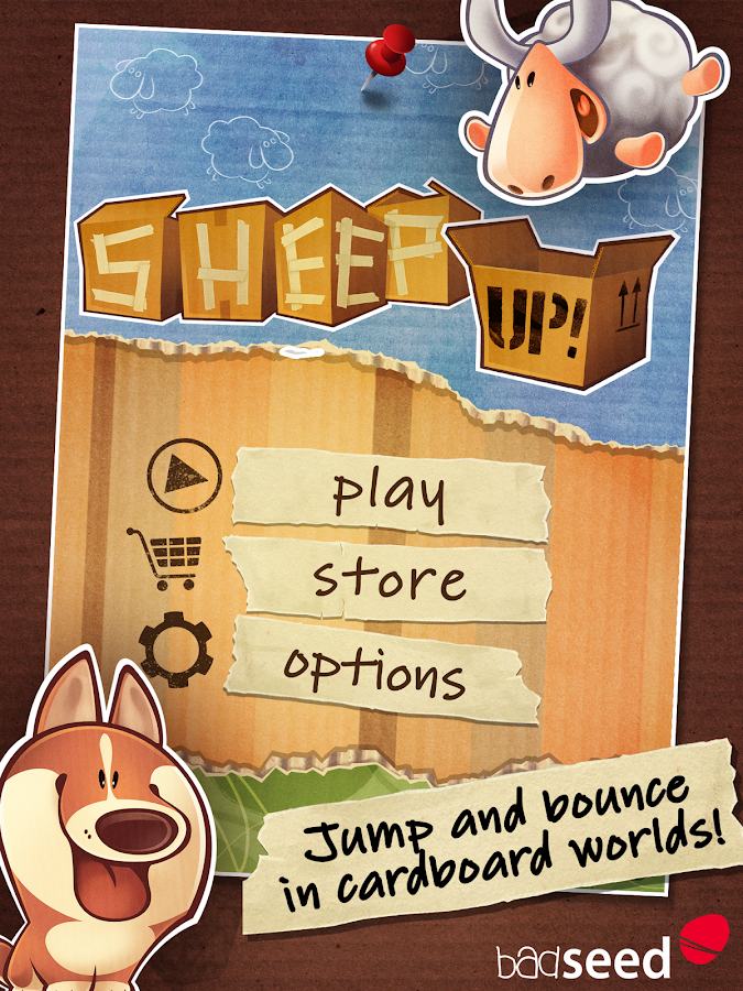 Sheep Up!™ - screenshot