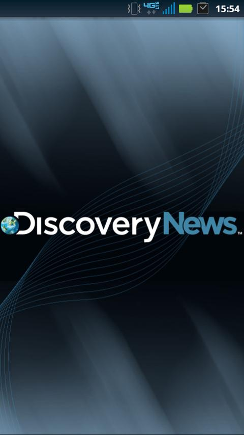 Discovery News - screenshot