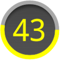 Battery Widget (Circular) icon