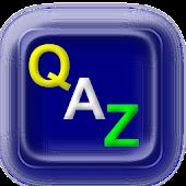 QAZ Compact Keyboard