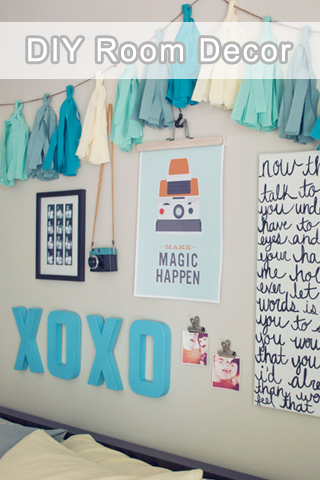 DIY Room Decor