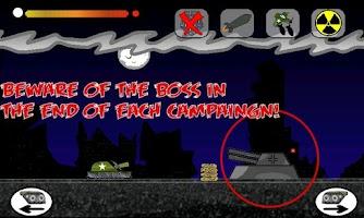 Screenshot of ☆ Angry Hero Tank ☆
