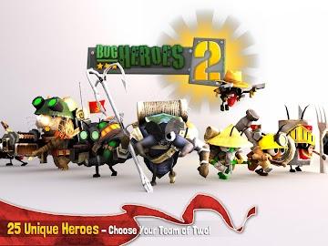 Bug Heroes 2 Screenshot 11