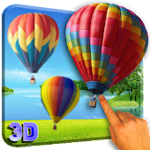 Air Balloon Live Wallpaer