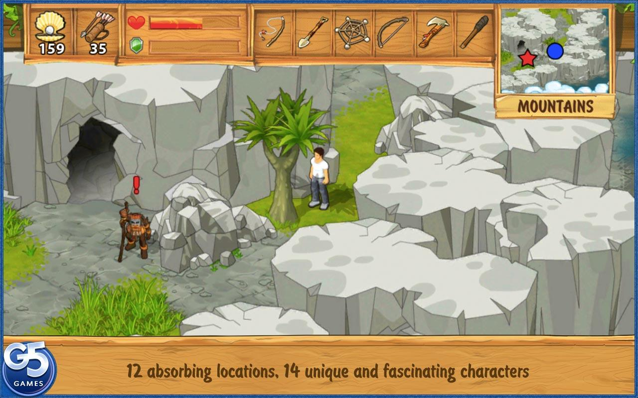 The Island: Castaway® - screenshot