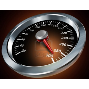 Speedometer,0-100 0-60 Timers APK