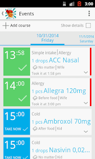 PocketNurse - Pill Reminder screenshot
