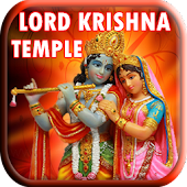 God Krishna temple - Worship