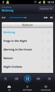 Sleep Sounds PRO - screenshot thumbnail