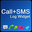 Call + SMS Log Widget icon