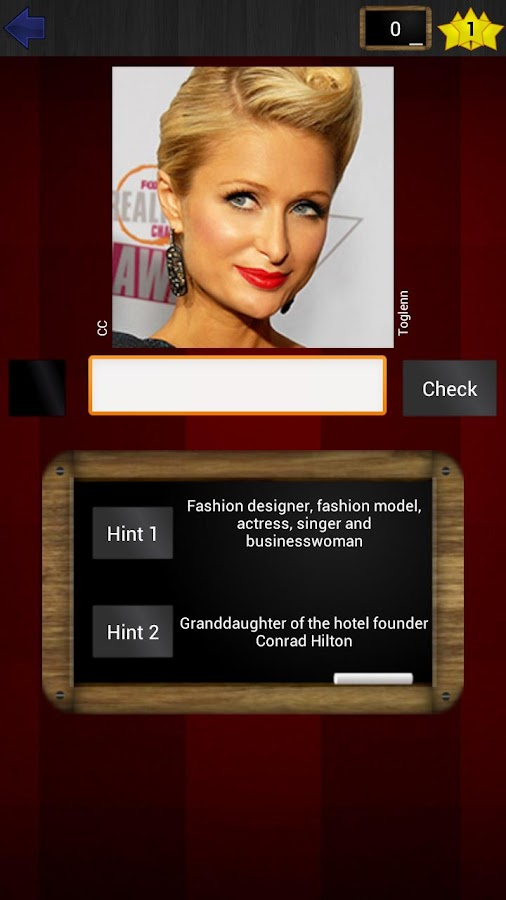 Celebs Quiz - Who is that?- screenshot