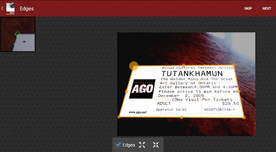 Droid Scan Lite - screenshot thumbnail