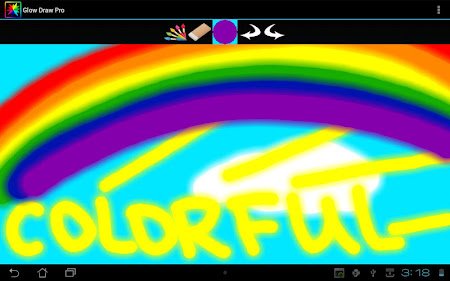Glow Draw 2.0 screenshot 642179