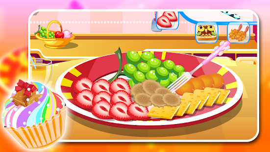 Delicious Baby Food Plating- screenshot thumbnail