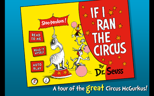 If I Ran the Circus -Dr. Seuss - screenshot thumbnail
