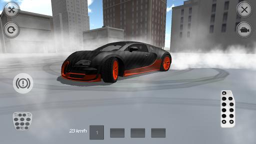 Super Sport Car Simulator для планшетов на Android