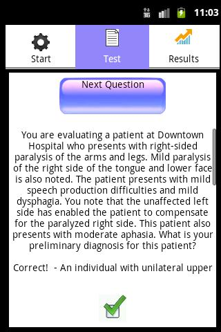 SLP Exam 01- screenshot