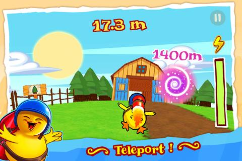 RocketBird World Tour - screenshot