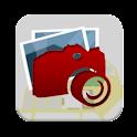 PhotoMap logo