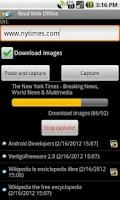 Screenshot of Read Web Offline