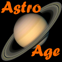 AstroAge astronomical age free