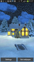 Screenshot of Snow HD Free Edition