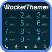 RocketDial 4.0 alike Theme