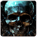 Skulls Live Wallpapers icon