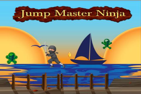 Jump Master Ninja
