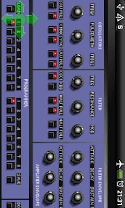 OBx Synthesizer screenshot 2